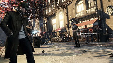 E3 2012: Анонс Watch Dogs Анонс и игровое видео