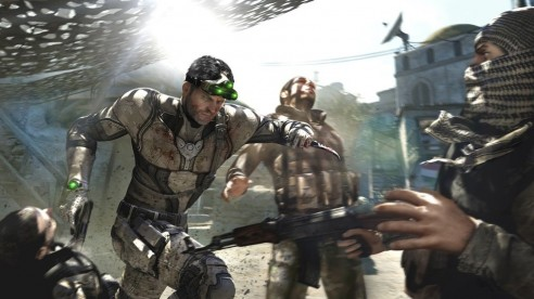 Превью игры Splinter Cell: Blacklist