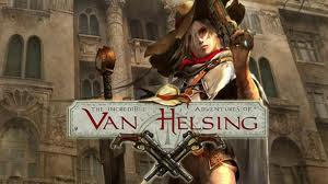 геймплей игры The Incredible Adventures of Van Helsing