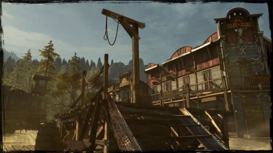 Анонс Call of Juarez: Gunslinger.