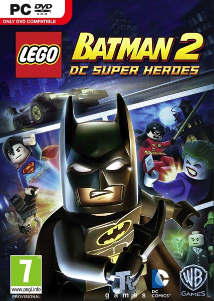 LEGO Batman 2: DC Super Heroes (2012)
