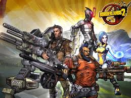 Геймплей Borderlands 2 Co-Op