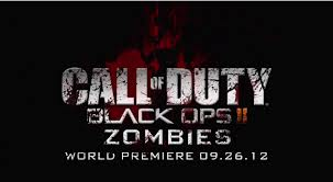 Зомби в Call of Duty: Black Ops II