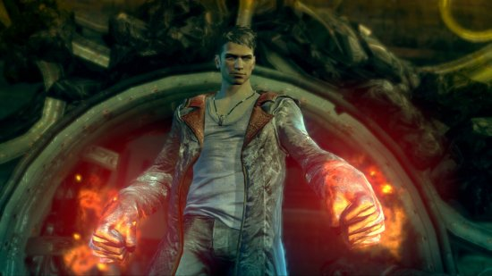 ����� �������� � ��������� Devil May Cry �� TGS