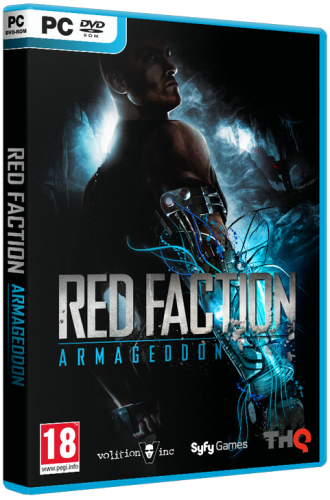Red Faction: Armageddon (2011)