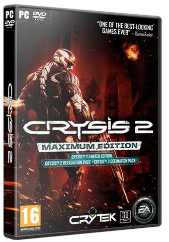 Crysis 2: Maximum Edition