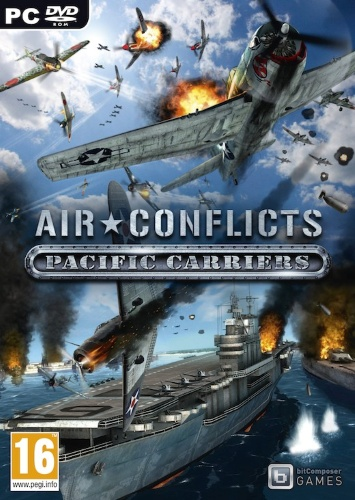 Air Conflicts: Pacific Carriers (2012)
