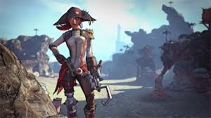 Borderlands 2 - DLC Captain Scarlett and her Pirate's Booty