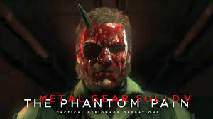 Трейнер Metal Gear Solid 5: The Phantom Pain