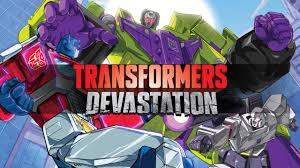 Таблетка/Кряк Transformers: Devastation - картинка для статьи на сайте GAMMAGAMES.RU