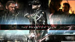 Сохранения Metal Gear Solid 5: The Phantom Pain