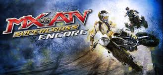 Таблетка/Кряк MX vs ATV Supercross Encore
