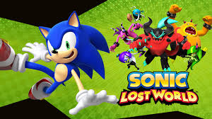 ��������/���� Sonic Lost World
