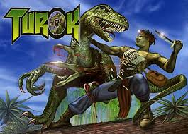 Таблетка/Кряк Turok: Dinosaur Hunter v 1.1