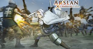 Таблетка/Кряк ARSLAN: THE WARRIORS OF LEGEND