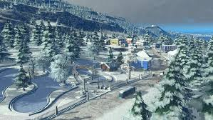 Таблетка/Кряк Cities: Skylines - Snowfall