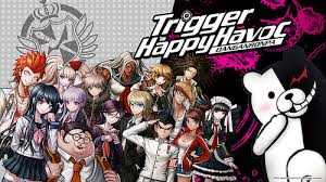��������/���� Danganronpa: Trigger Happy Havoc