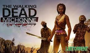 Русификатор The Walking Dead: Michonne Episode 1