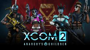 Кряк/Таблетка XCOM 2 - Anarchy's Children