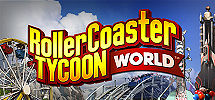Кряк/Таблетка RollerCoaster Tycoon World