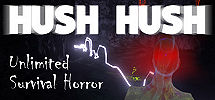 Кряк/Таблетка Hush Hush: Unlimited Survival Horror