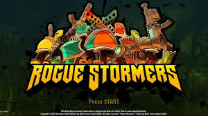 ������� Rogue Stormers