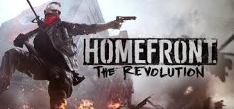 ����/�������� Homefront The Revolution