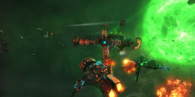 Space Pirates And Zombies 2 - �� �����������, �� ��������, ������, ��������, ������