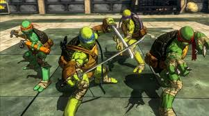 Русификатор TMNT Mutants in Manhattan