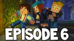 �����������  Minecraft: Story Mode Episode 6 (������ 6)