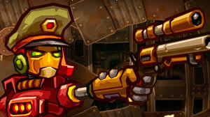 �����������  SteamWorld Heist