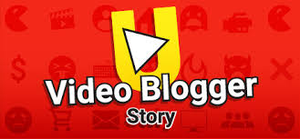 ���-������� Video blogger Story