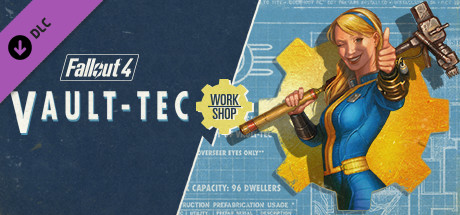 Дополнение Fallout 4: Vault-Tec Workshop (DLC)