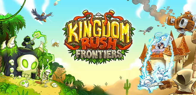 Русификатор Kingdom Rush: Frontiers