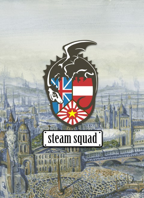 Steam Squad (2016) PC