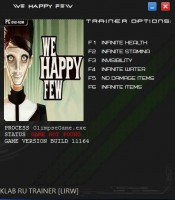 ���-������� We Happy Few