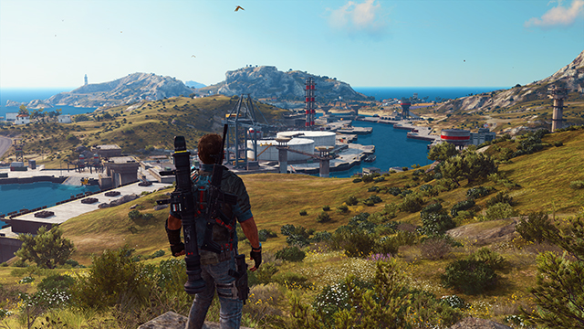 Ошибка Just Cause 3 sorry something went wrong for solutions please visit