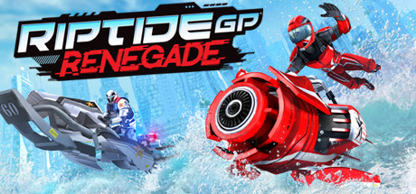 Riptide GP: Renegade (2016) PC