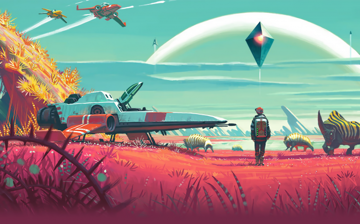 ������ Either Steam isnt running or you don't have suitable licence - No man's Sky
