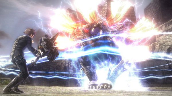 GOD EATER 2 Rage Burst (2016) PC