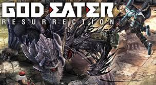 ���-������� God Eater Resurrection