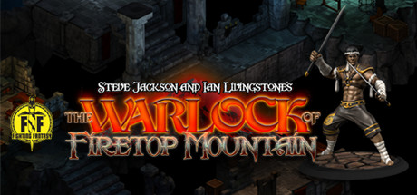 ������� The Warlock of Firetop Mountain  (+3) MrAntiFun