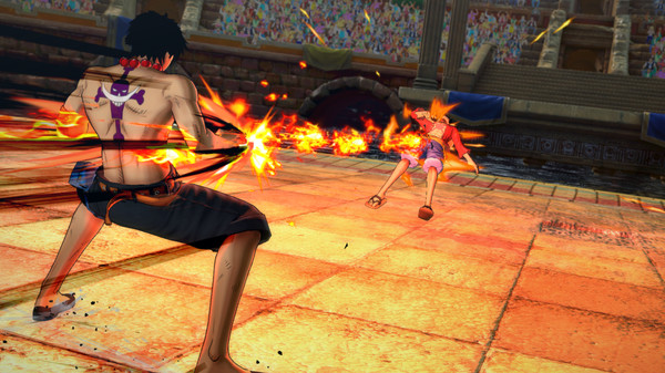 ���� One Piece Burning Blood - GOLD Edition (2016) PC