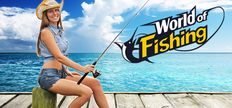 Трейнер World of Fishing (+8) MrAntiFun