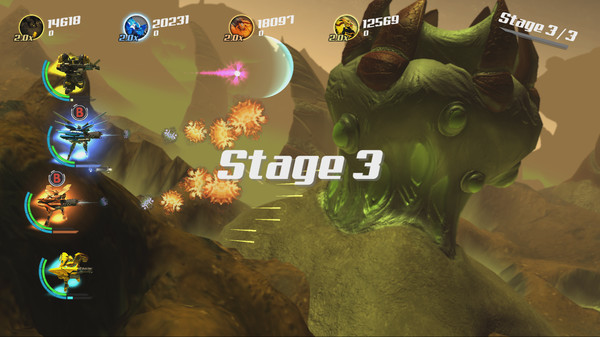 Stardust Galaxy Warriors: Stellar Climax (2016) PC
