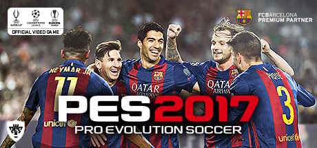 ���� Pro Evolution Soccer 2017 PC
