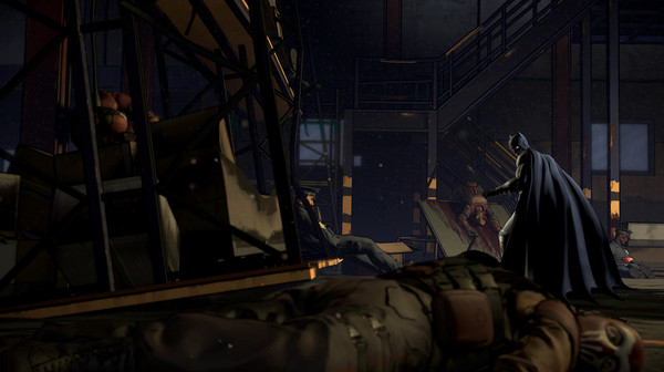 Batman - The Telltale Series - Episode 2 ������, ������, ��������, ������ ���