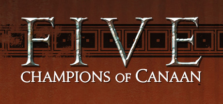 Русификатор FIVE: Champions of Canaan