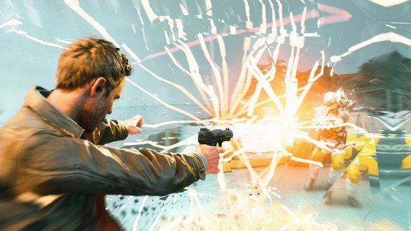 Игра Quantum Break (2016) на ПК для Windows 7