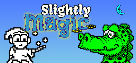 Русификатор Slightly Magic - 8bit Legacy Edition